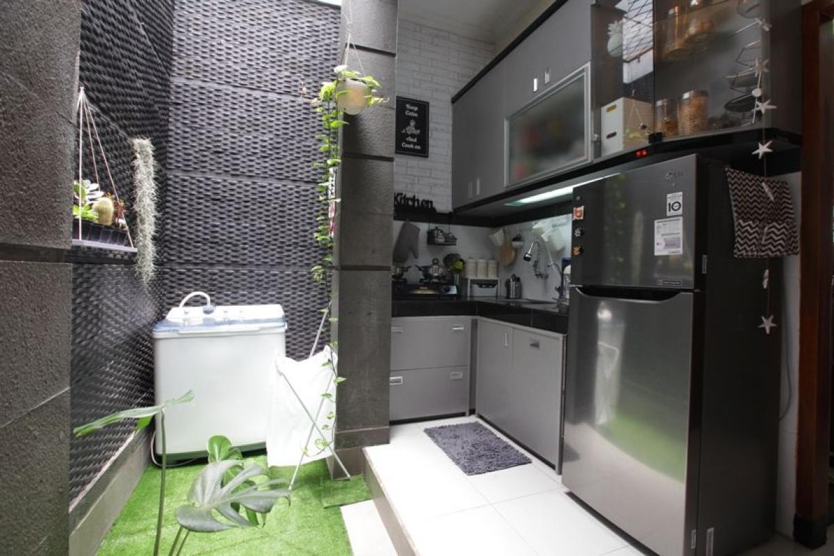56+ Ini Desain Dapur Untuk Rumah Tipe 36 Terkini | Model Rumah
