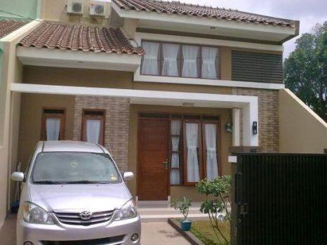 Inspirasi Type Rumah Minimalis 1 Lantai 3 Kamar dengan 2 Garasi